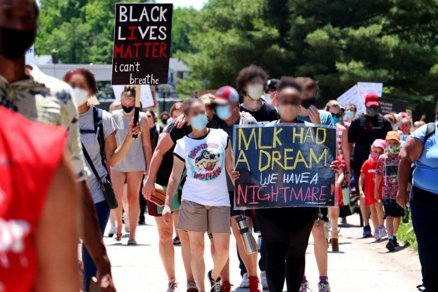 Photo Gallery: Kirkwood Black Lives Matter Peace Walk June 6