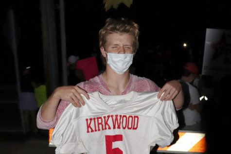 David Melby, Kirkwood football