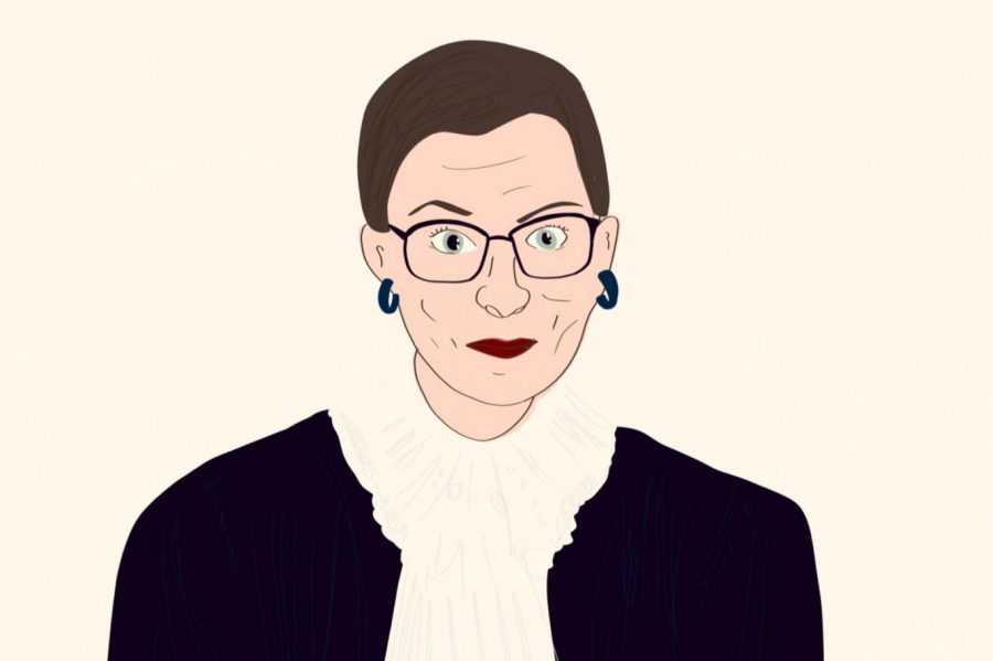 Ruth Bader Ginsburg, U.S. Supreme Court justice and champion of women's rights, died Sept. 18 after a battle with pancreatic cancer.