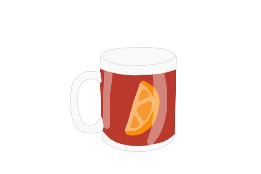 The next time you find yourself trying to get warm after being out in the chilly weather, make yourself a cup of cranberry orange cider.