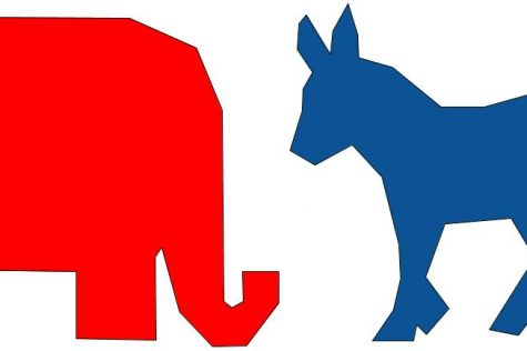 Democrats and Republicans squared off on Election Day Tuesday Nov. 3