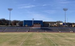Webster Groves Moss Field, where the 2020 Turkey Day game was scheduled to take place.