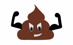 Suddenly it comes: you need to poop. With almost four more hours left in the school day, you have an important decision to make.