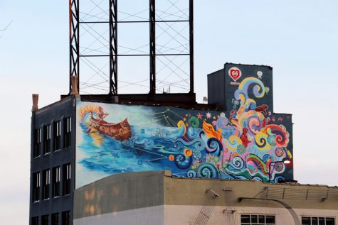 Photo Gallery: Murals around STL