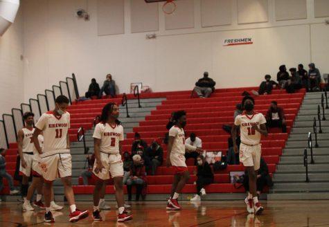 Photo Gallery: Kirkwood varsity basketball vs Ritenour Feb. 18
