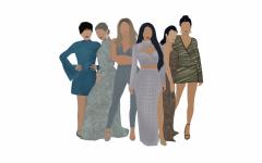 The Kardashian-Jenner family reality show,