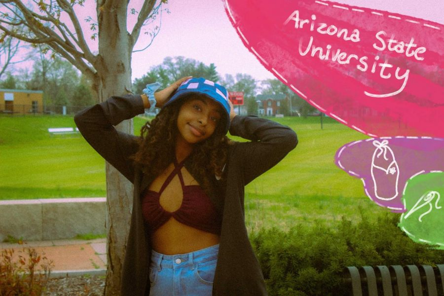Mara Alabsew will be attending Arizona State University. Alabsew plans on majoring in computer science and minoring in design.
