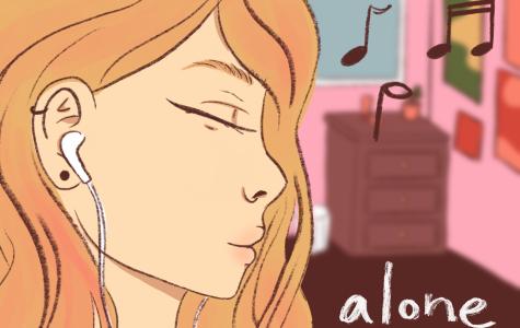 Alone – Kailey Shirrell