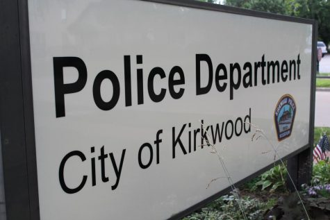 Anyone with information regarding this incident is asked to contact the Kirkwood Police Department at (314) 822-5858.