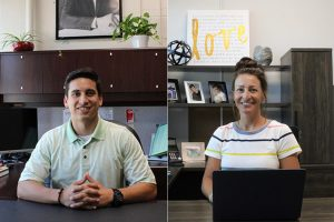 This year, KHS welcomed two new grade-level principals. To get to know them and KHS's other principals, read below.