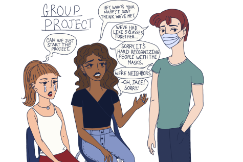 Back to school also means back to awkward group projects.