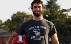 Jared Ulichnie, senior, is on the KHS varsity football and wrestling teams.