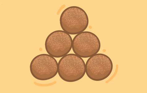 Cinnamon sugar pumpkin balls